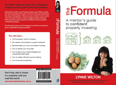The formula a book by Lynne Wilton
