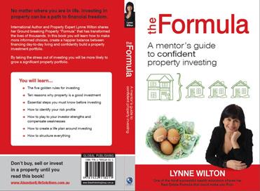 The formula a book by Lynne Wilton