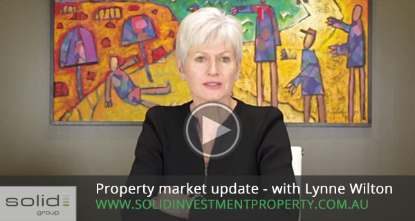Property market update Australia - with Lynne Wilton September 22, 2017