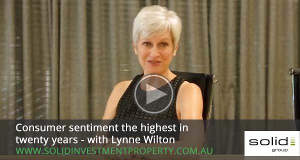 Lynne Wilton Vlog on consumer sentiment