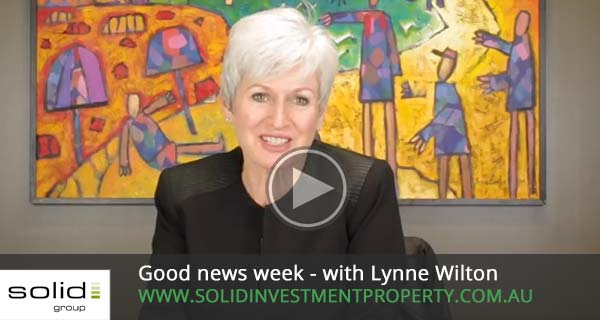 Good news with Lynne Wilton