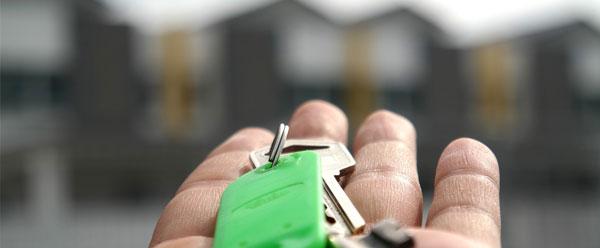 keys and houses