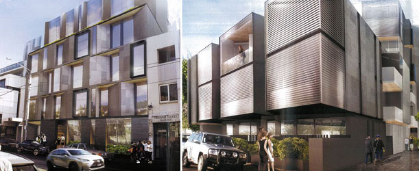 881 Armadale building