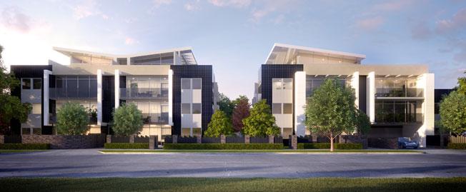 Gardenhurst exterior building view