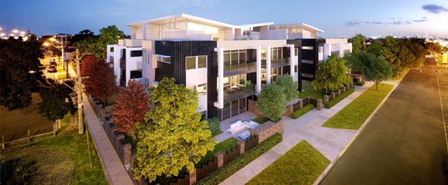 Gardenhurst building