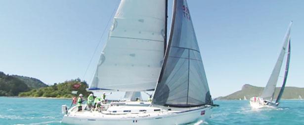 Lynne Wilton boat sailing