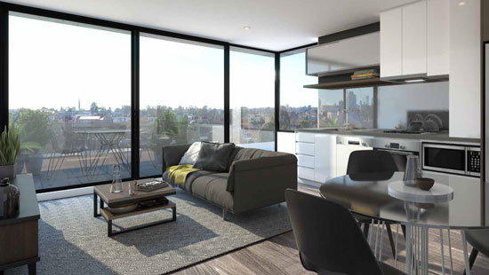 Made apartment interior