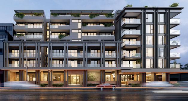 Rima apartment exterior