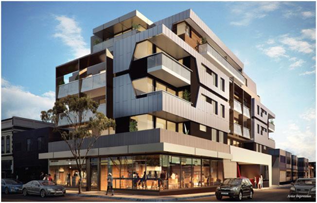 Zac apartment building