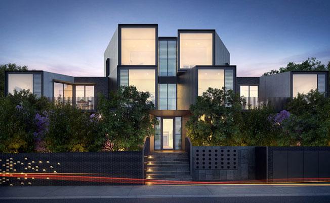 Avenir apartments exterior