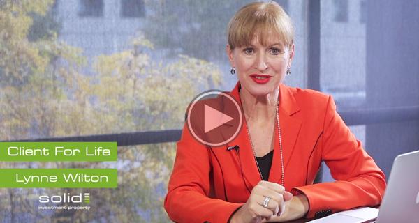 Lynne Wilton property mentor Melbourne