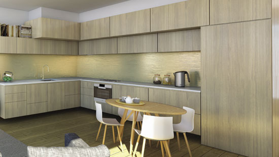 Orbis Kitchen area
