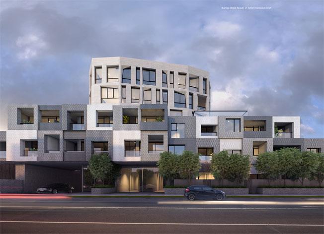 United Apartment building