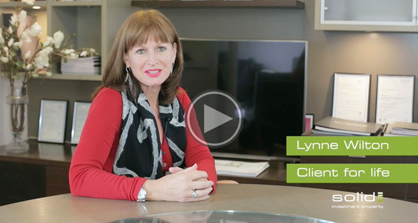 Lynne Wilton property consultant Melbourne